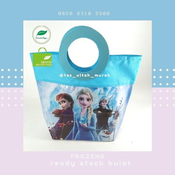 Tas Ultah Frozen 2 Unik Ready Stock Jakarta