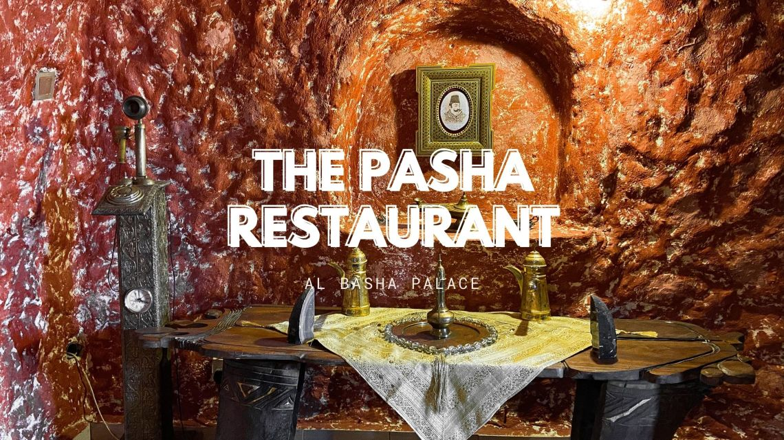 the pasha restaurant abuja