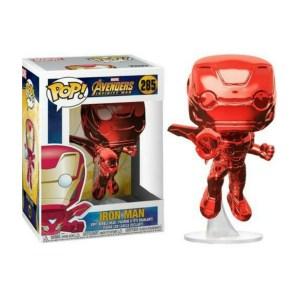 Iron Man Red Chrome- 285