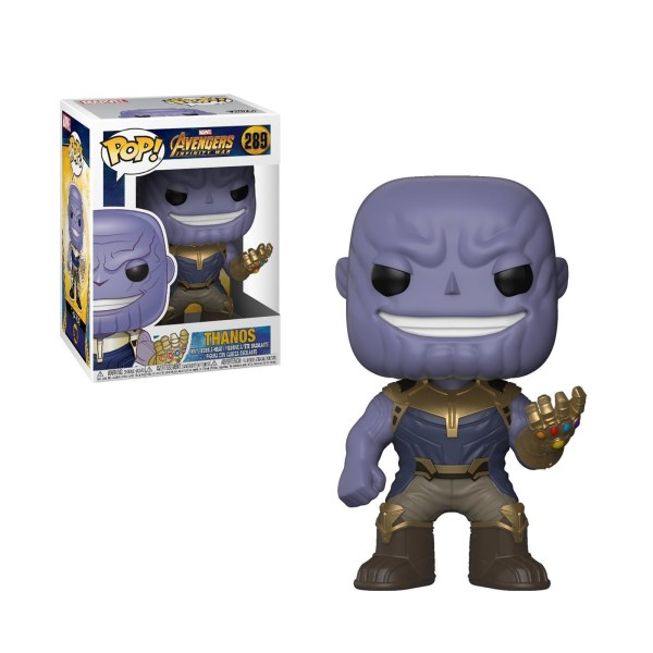 Figurine Funko Pop Thanos – 289