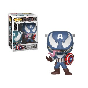 Venomized Captain America – 364