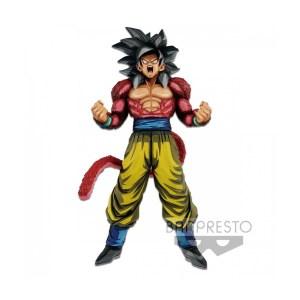 Figurine «GOKU SAIYAN 4» Manga dimensions