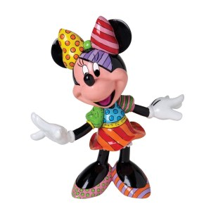 Figurine « Minnie »  par Britto