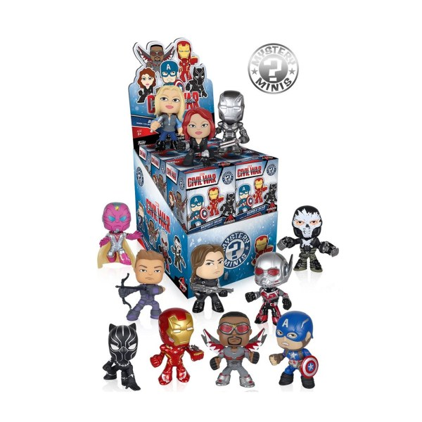 Goodies Civil War – Mystery minis