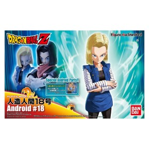 Maquette « ANDROID 18 »