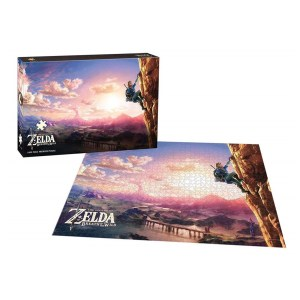 Puzzle « ZELDA BREATH OF THE WILD »