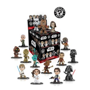 Star wars Ep.7 – Mystery minis