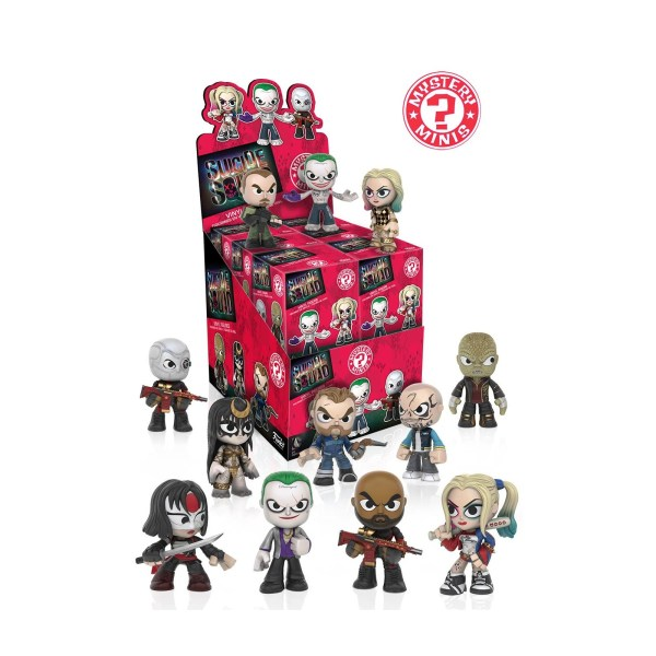 Goodies Suicide Squad – Mystery minis