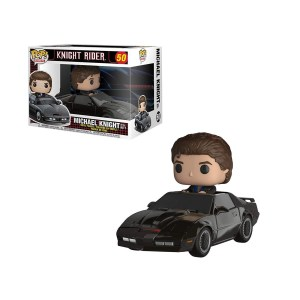 Michael Knight & Kitt – 50