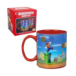 Mug Thermoréactif « SUPER MARIO »
