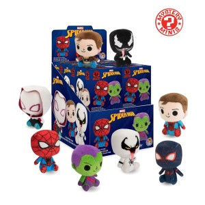 Spider-man Plushies – Mystery minis