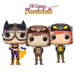 Bundle 3 pop «BOMBSHELLS «