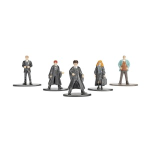"Lot de 5 Nano figs ""HARRY POTTER"" S.1"