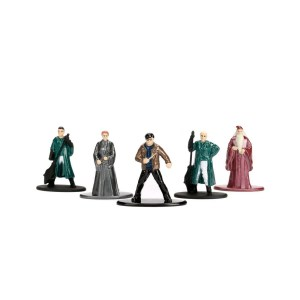"Lot de 5 Nano figs ""HARRY POTTER"" S.2"