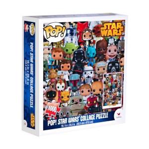 Puzzle «POP STAR WARS»