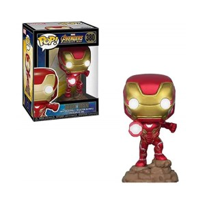 Iron Man (Light Up)- 380