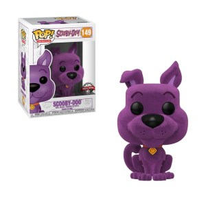 Scooby-Doo (Flocked) – 149