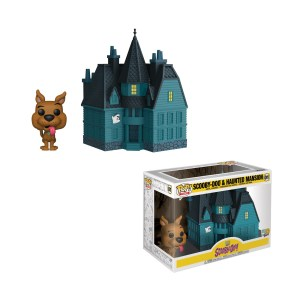 Scooby-Doo & Haunted Mansion – 01