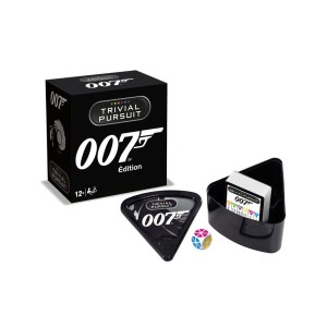 Jeu Trivial Pursuit «James Bond 007»