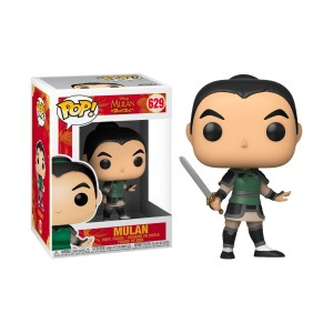 Funko Pop Disney Mulan (as Ping) – 629
