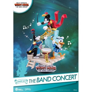 "Diorama ""THE BAND CONCERT"""