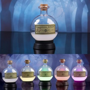 Lampe Harry Potter d'ambiance «Potion Polynectar»