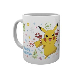 Mug céramique POKEMON HOLIDAYS