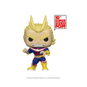 ALL MIGHT 25cm