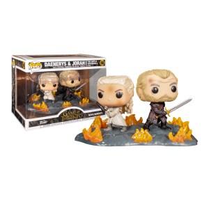Daenerys & Jorah (Battle winterfell)  – 86