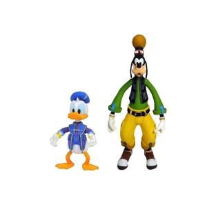 Donald & Goofy (Action figure)
