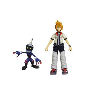Roxas & Soldier Heartless (Action figure)