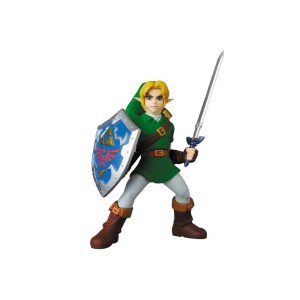 LINK ( Ocarina of time) 8cm