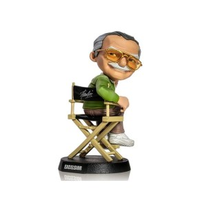 Figurine Mini Co STAN LEE Director chair