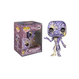 Funko Pop Disney Jack Skellington Artist series – 05