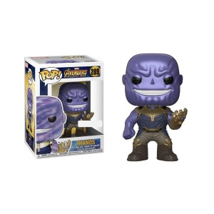 POP & TEE « Thanos Metallic » – 289