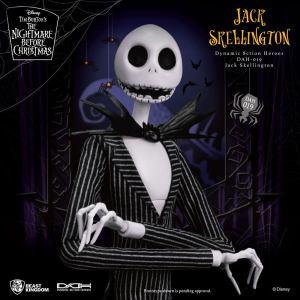 Figurine JACK SKELLINGTON Dynamic action heroes