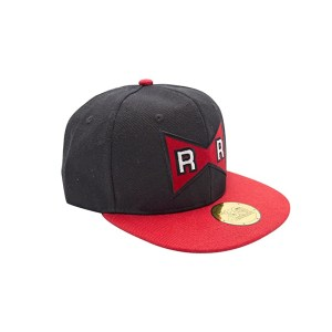 Casquette snapback «RED RIBBON»