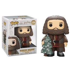 Rubeus Hagrid (Noël) – 126