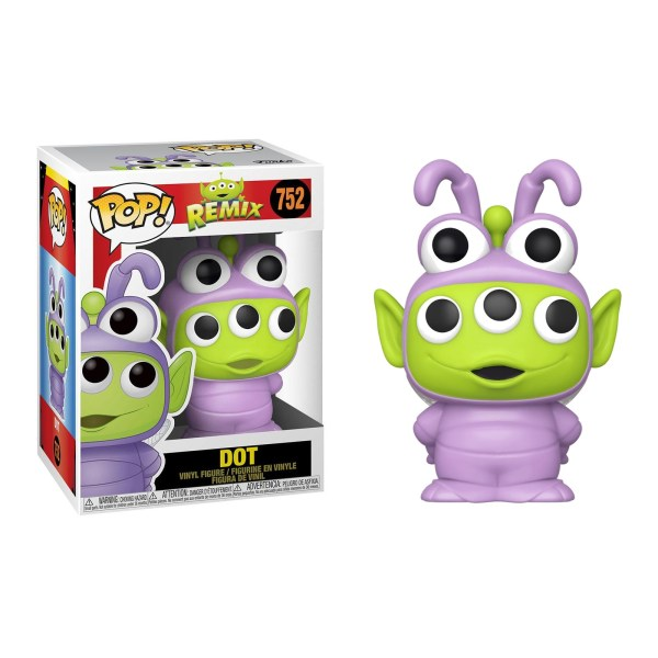 Figurine Funko Pop Alien as DOT  – 752