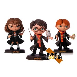 Bundle 3 Minico Harry Potter