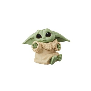The Child (Baby yoda) « Assis »