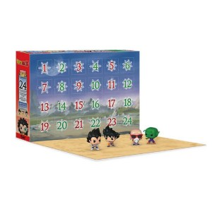Funko pop Calendrier de l'Avent DRAGON BALL Z 2020