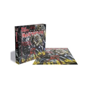"Puzzle ""IRON MAIDEN Number of the beast"""