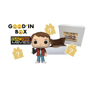 Good'in Box SEPTEMBRE 2020 « BACK TO THE MOVIES »