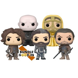 Bundle 5 Funko pop DUNE
