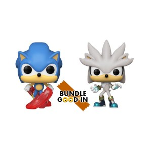 Funko Pop Sonic The Hedgehog – Bundle 2 Pop