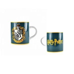 "Tasse expresso Harry Potter ""POUFSOUFFLE"""
