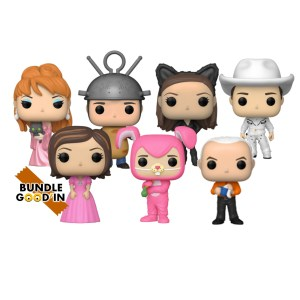 Funko Pop Friends – Bundle de 7 Pop