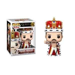 Funko Pop Queen Freddie Mercury (King) – 184