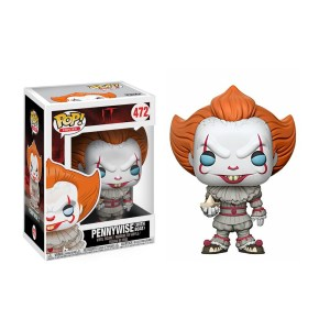 Funko Pop IT/CA Pennywise with boat – 472